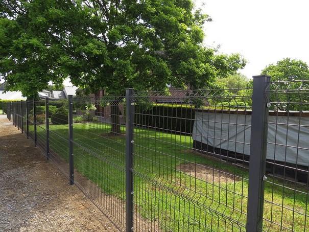 Vos barrières, treillis, tôles, clôtures, portails et ...