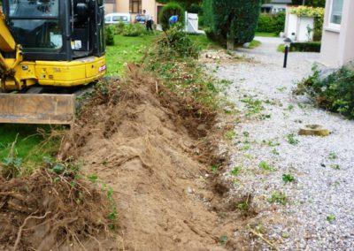 Aménagement de jardin à Mons