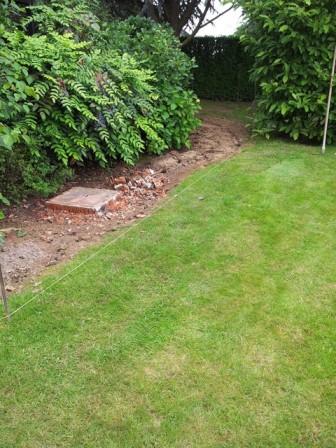 Aménagement jardin Awans