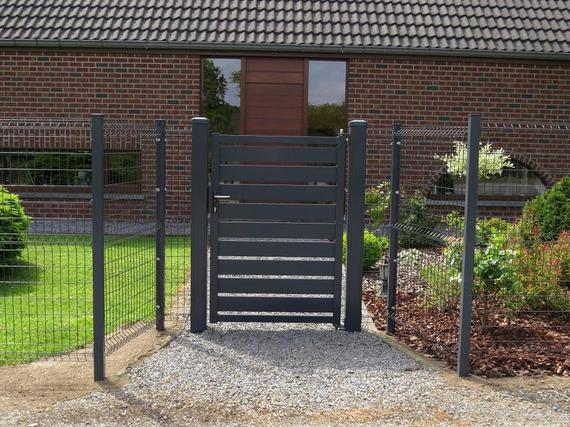 Vos Barrieres Treillis Toles Clotures Portails Et Panneaux Coden