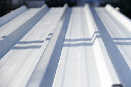 Toiture métallique - tôle en acier Coden