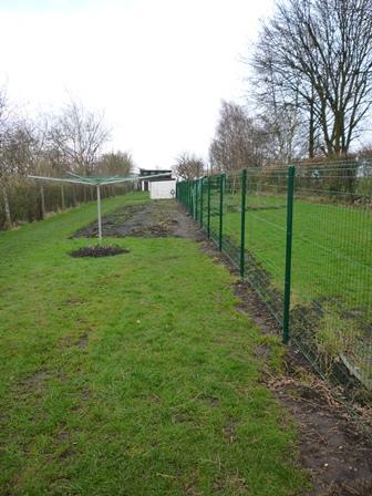 Poteaux de clôture - Grivegnée