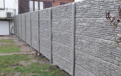 Pourquoi choisir la clôture en béton pour son jardin