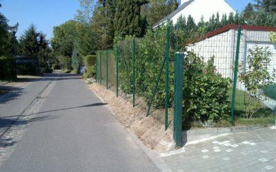 Clôtures avec brise-vue pour un jardin en toute intimité