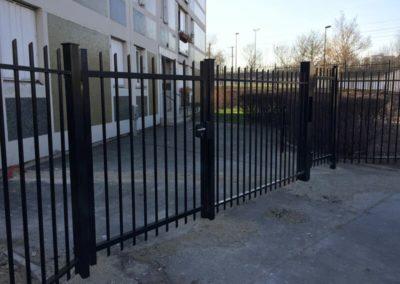 barrières battantes - Coden