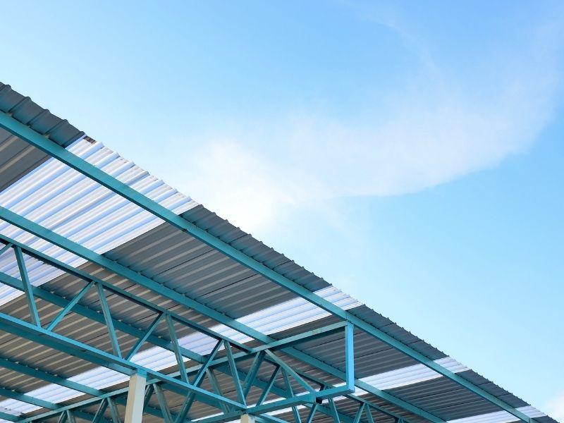 Tole acier - Choisir de la tôle en acier pour sa toiture