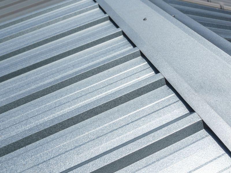 Tôle acier pour votre édifice industriel